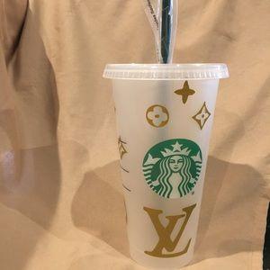 Luis Vuitton Starbucks cup